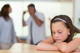 Innocent Children Affected By Domestic Violence.