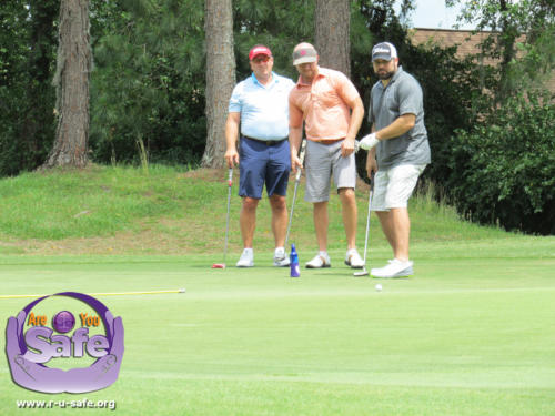 Are You Safe Golf Tournament 2018 - Pic - 195